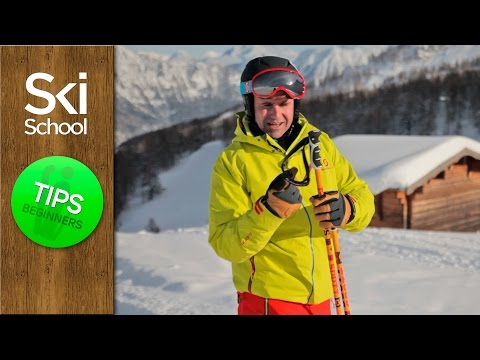 How To Ski Tips - How To Hold Your Ski Poles