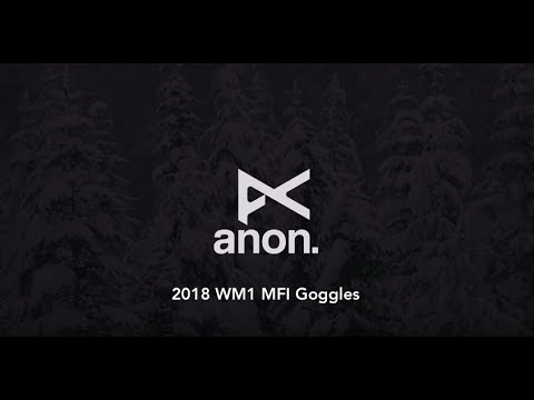 2018 Anon WM1 MFI Women's Goggles - Review - TheHouse.com