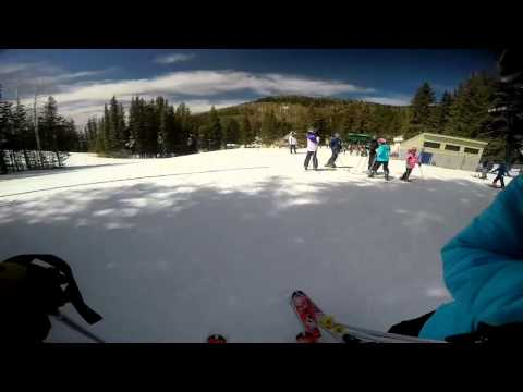 First Time Skiers Fail Compilation