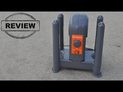 DryGuy DX Boot Dryer - REVIEW