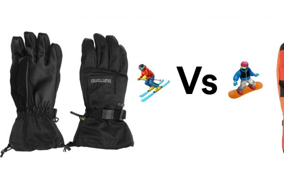 Ski Gloves Vs Snowboard Gloves