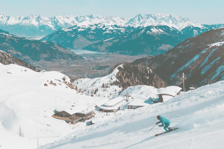 grey ski goggle tint lens