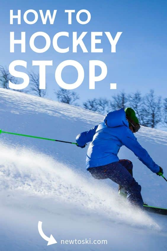 how to hockey stop