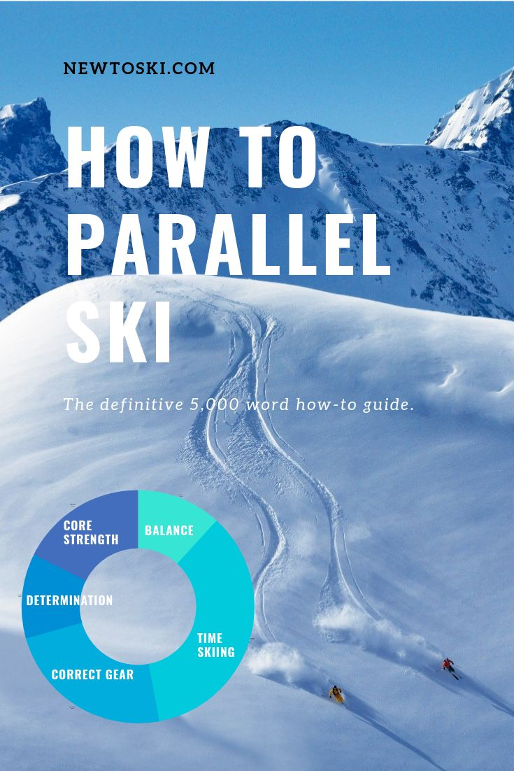 how to ski parallel