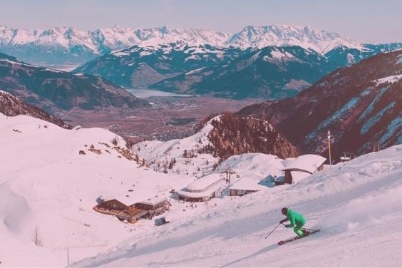 rose ski goggle tint lens