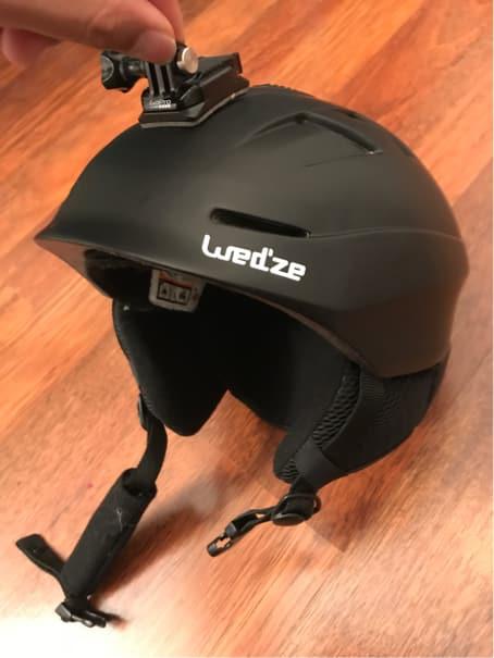 ski helmet care
