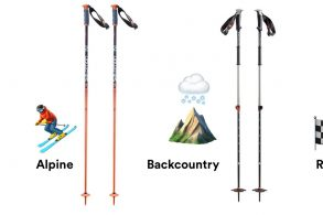Ski Poles – Buyer's Guide for New Skiers 2020