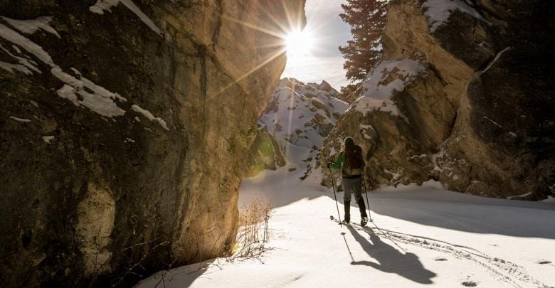 skiing danger