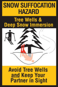 SIS tree well warning