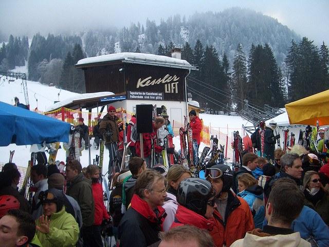 apre ski loss
