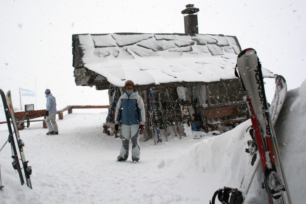 argentina snow