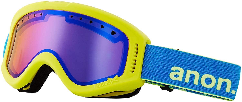 anon kids ski goggles