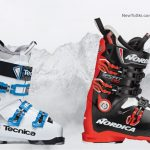 men vs women's ski boot