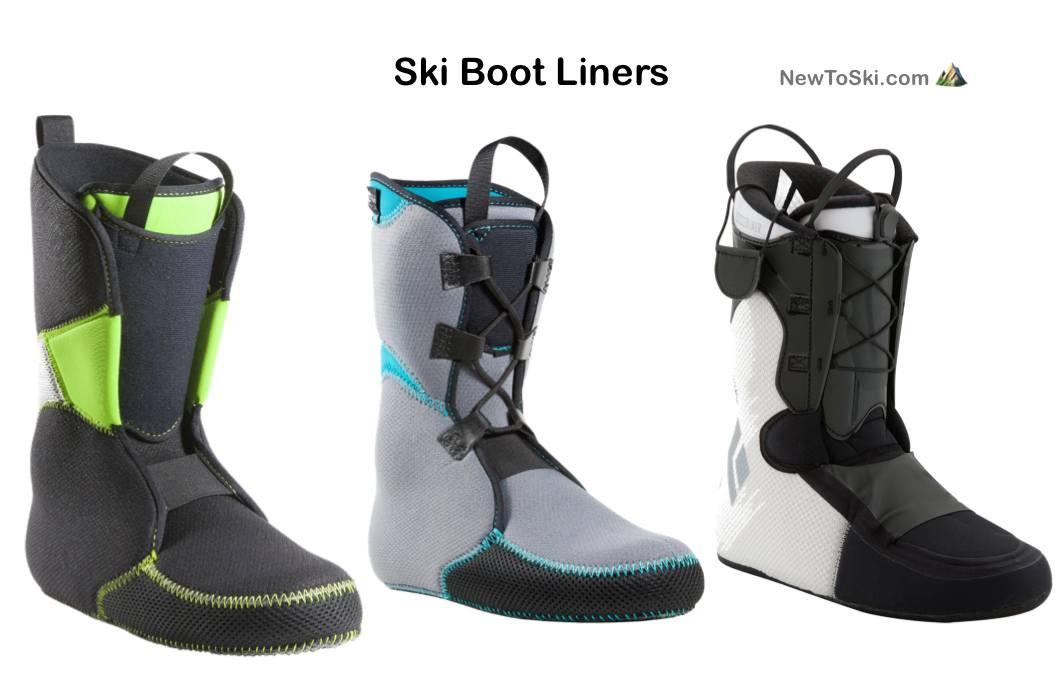 ski boot liners