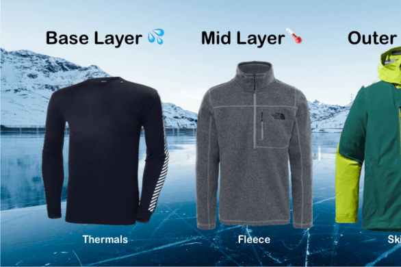 How to Layer For Skiing: Do's & Dont's