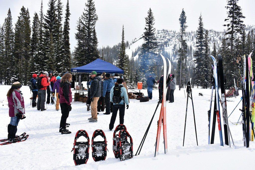 ski weight