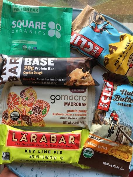 ski snacks