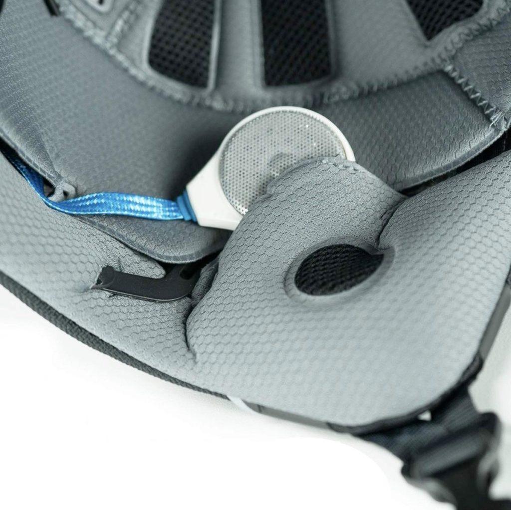 audio ready ski helmets with earphones