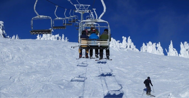 Best Ski Goggles For Bright Sun (Bluebird, Low VLT) ☀️