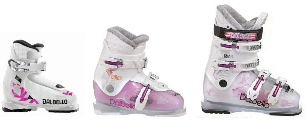 dalbello girls ski boot