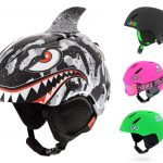 best kids ski helmets