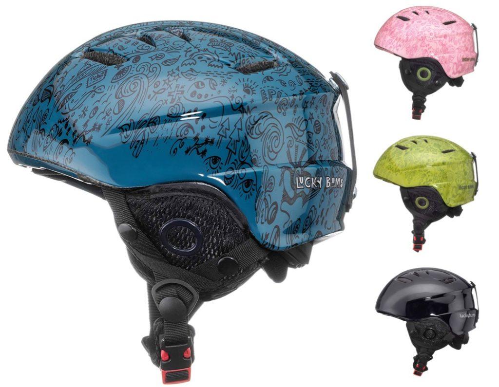luky bums doodlebug helmet