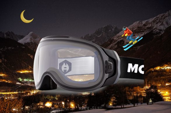 5 Best Goggles for Night Skiing & Snowboarding