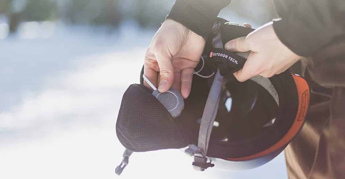 f4a450f7de3 Best Wireless Ski Helmet Headphones Reviewed for 2019. Outdoor Tech Chips  2.0 ...
