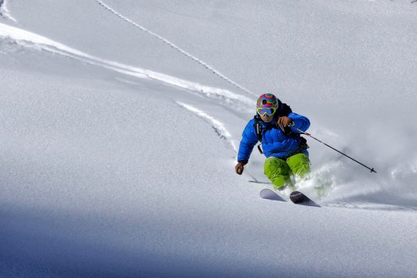 6 Tips For Skiing When Overweight & Common Misconceptions