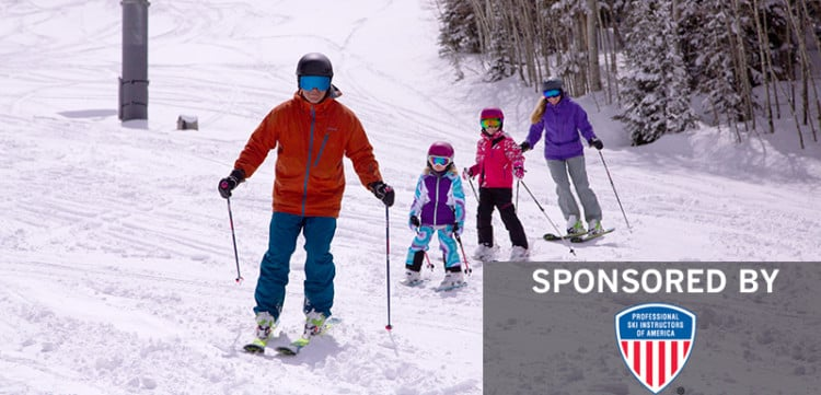 How to Raise a Skier