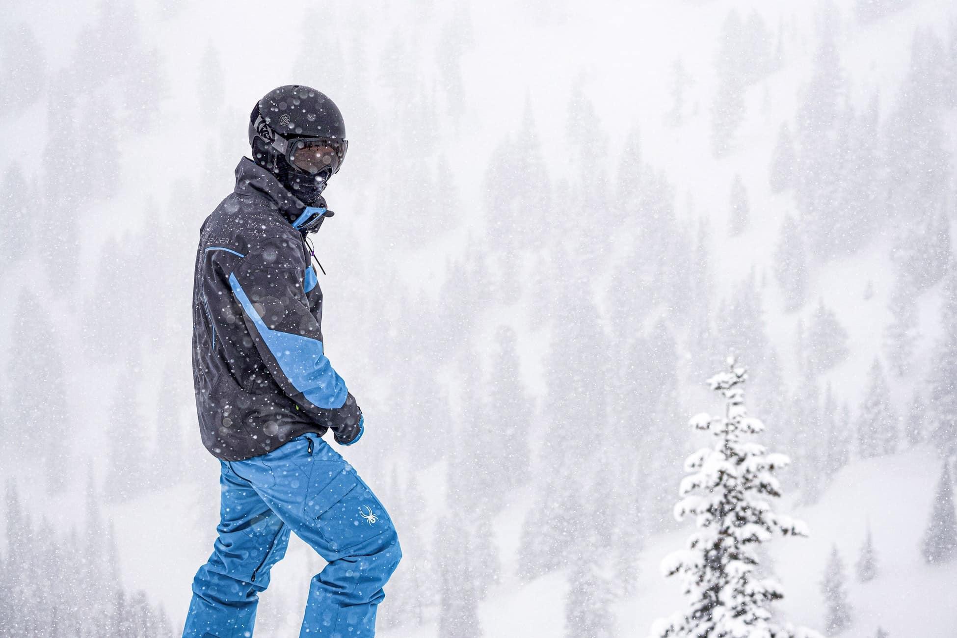 ski pants waterproof