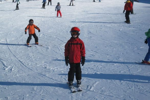 Skiing Without Poles: How, Why, & When?