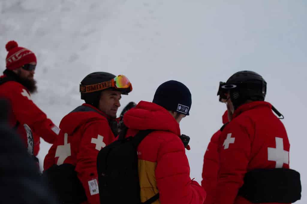 ski patrols