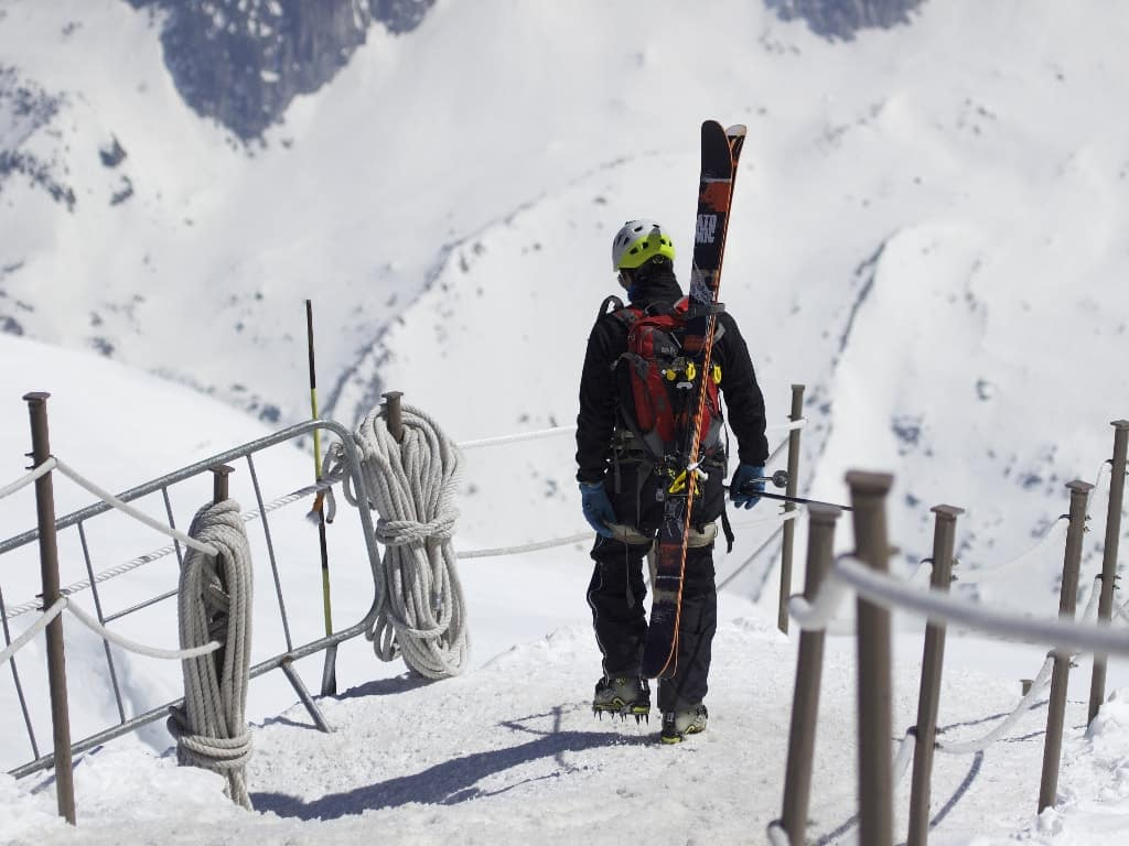 skis-on-backpack